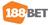 188Bet Casino Table Logo