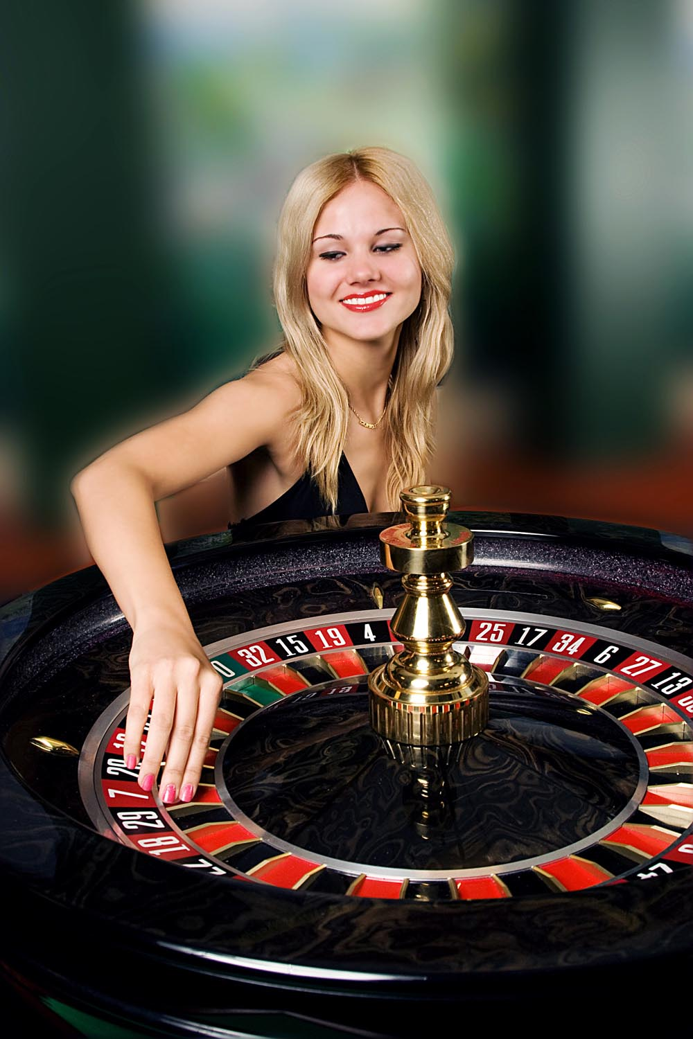 start online casino sizzlig hot